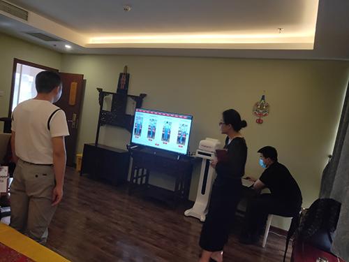 鸿泰盛体态检测仪进驻北京玄宗堂中医诊所