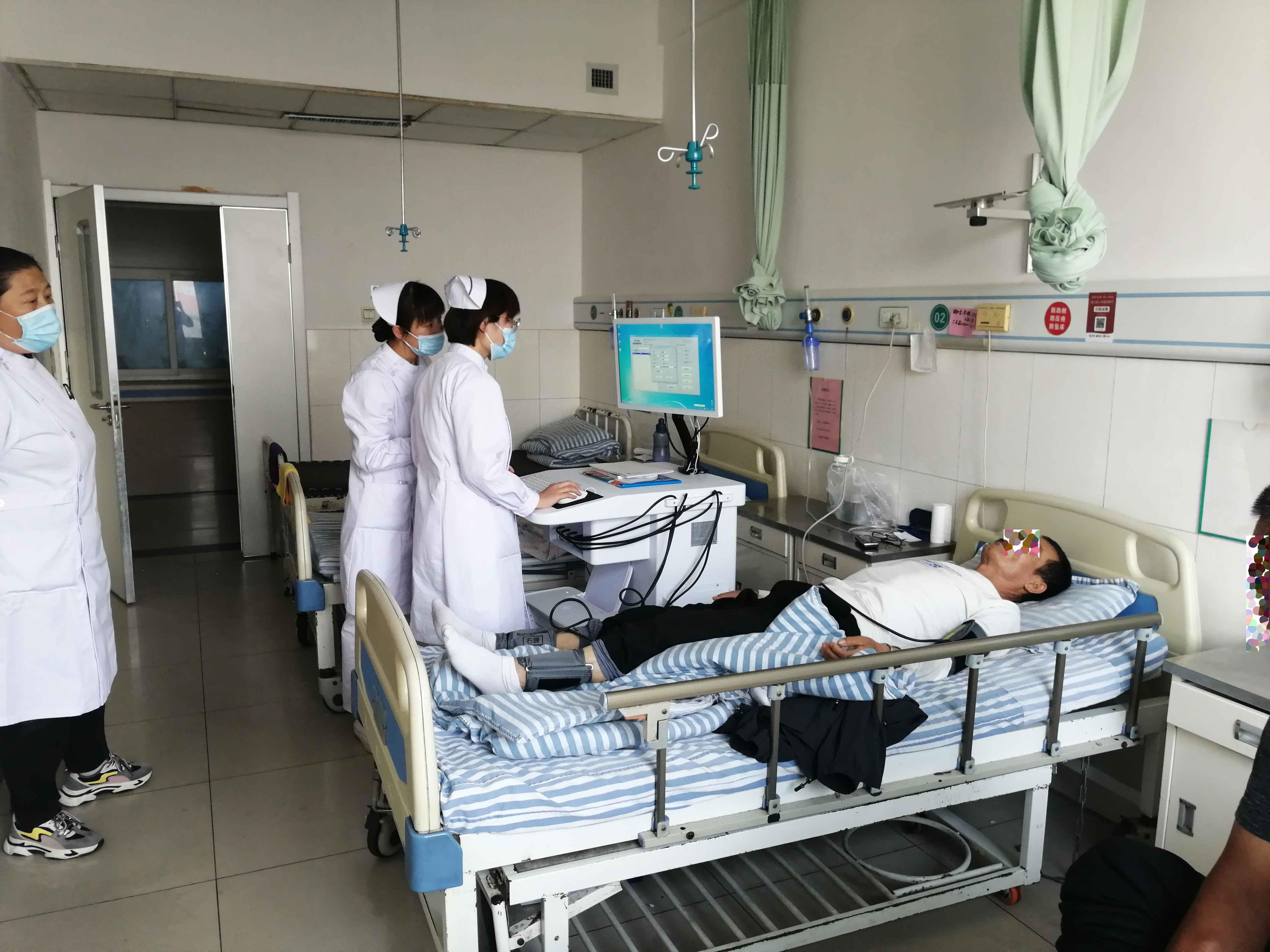 进驻河北省沧州盐山县人民医院