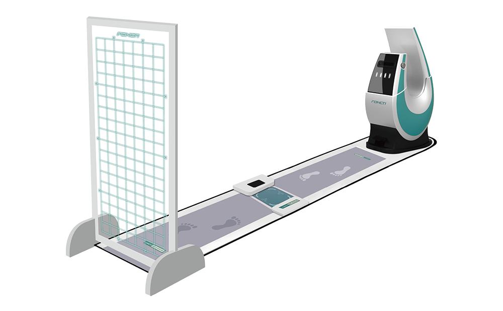足底压力及姿态分析系统-FONCTI-1180