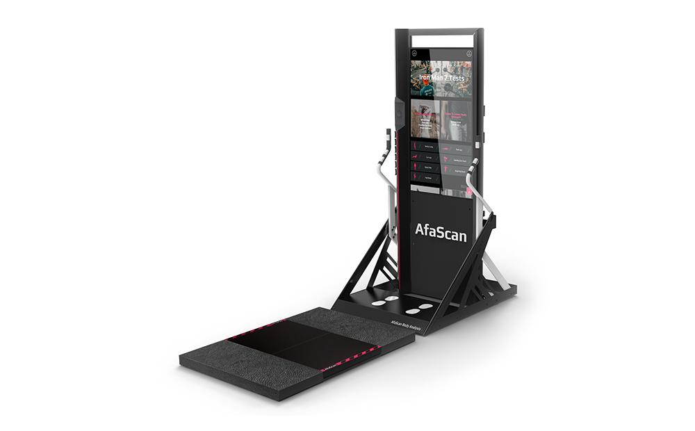 AfaScan200智能化体能测试仪