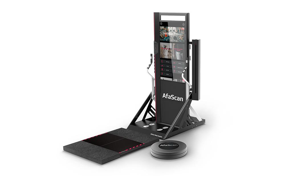 AfaScan400动态体能评估测试仪