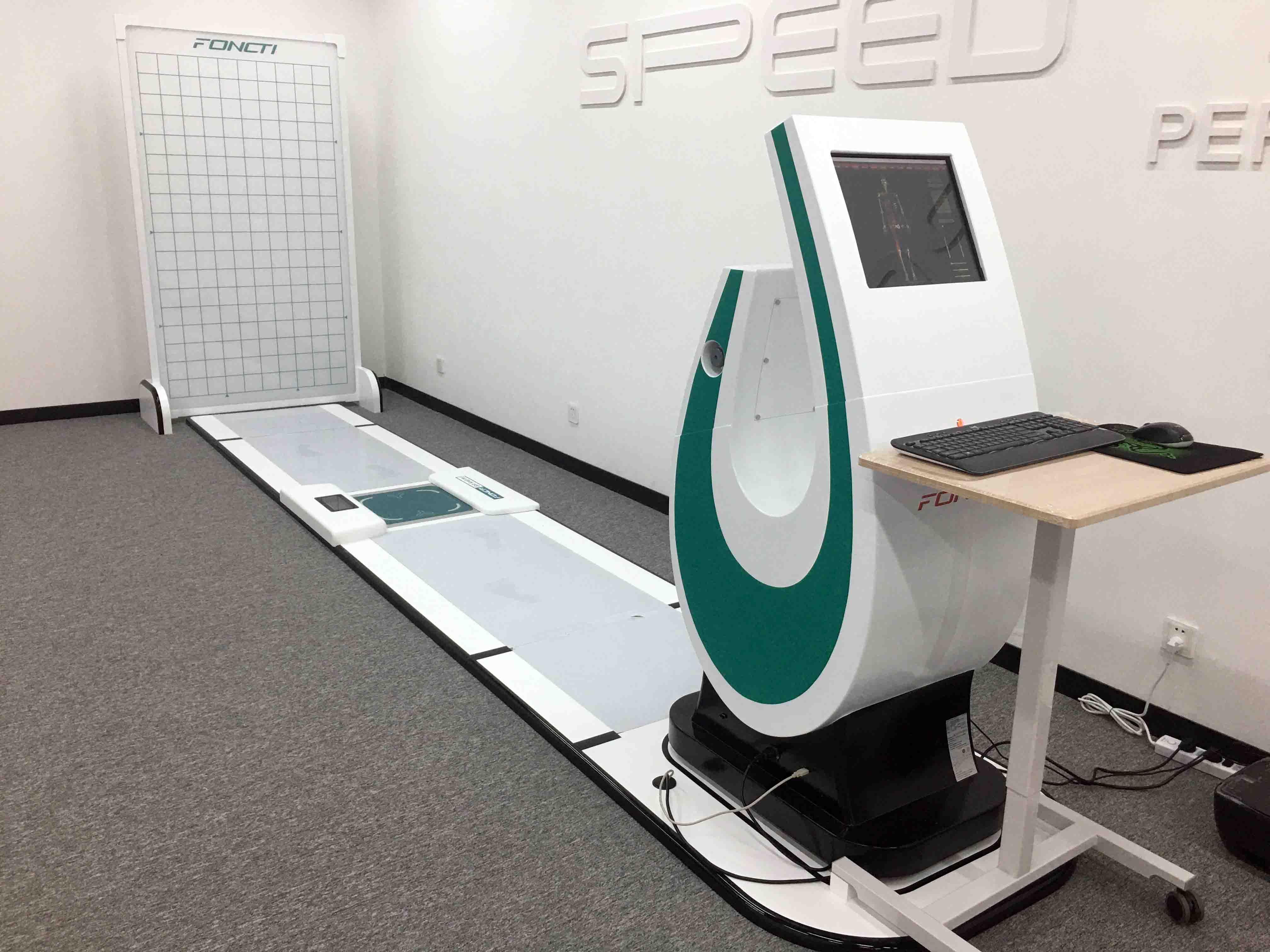 足底压力及体态评估仪