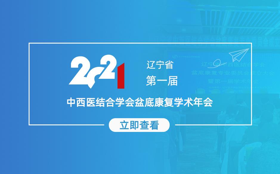 回顾第一届辽宁省中西医结合学会盆底康复学术年会